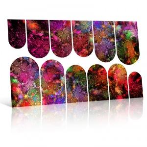 картинка Слайдер дизайн для ногтей 138 магазин Gumla.ru являющийся официальным дистрибьютором в России