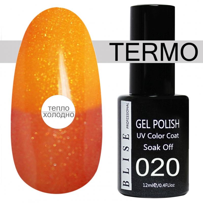 картинка Гель-лак BLISE TERMO 020 от магазина Gumla.ru