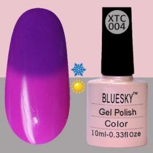 картинка Термо гель-лак BlueSky 10ml 004 магазин Gumla.ru являющийся официальным дистрибьютором в России