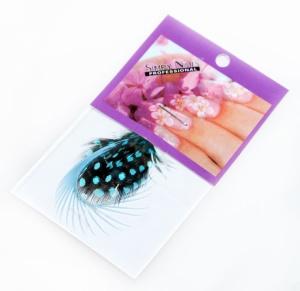 картинка Перья для дизайна ногтей 2 магазин Gumla.ru являющийся официальным дистрибьютором в России