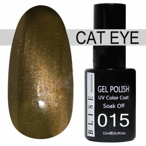 картинка Гель-лак BLISE CAT EYE 15 магазин Gumla.ru являющийся официальным дистрибьютором в России