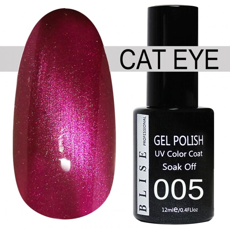 картинка Гель-лак BLISE CAT EYE 05 от магазина Gumla.ru