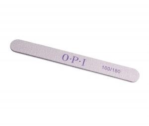 картинка O.P.I - пилка для ногтей 100/180 (прямая) магазин Gumla.ru являющийся официальным дистрибьютором в России