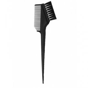 картинка High Quality- Кисть для окрашивания волос (черная двойная) магазин Gumla.ru являющийся официальным дистрибьютором в России
