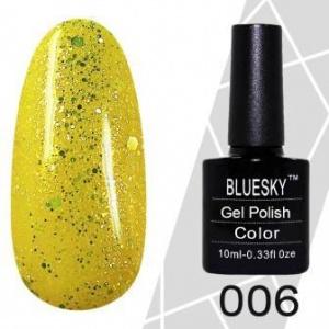 картинка Гель-лак BlueSky (Серия М) 006 магазин Gumla.ru являющийся официальным дистрибьютором в России