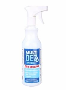 картинка МультиДез- Тефлекс для дезинфекции воздуха (триггер) 0,5л магазин Gumla.ru являющийся официальным дистрибьютором в России