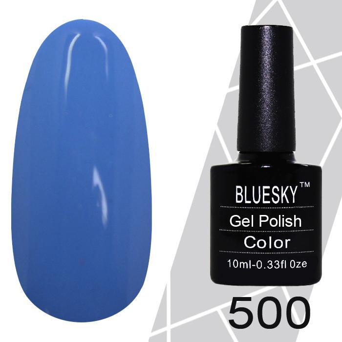 картинка Гель-лак BlueSky (Серия М) 500 от магазина Gumla.ru