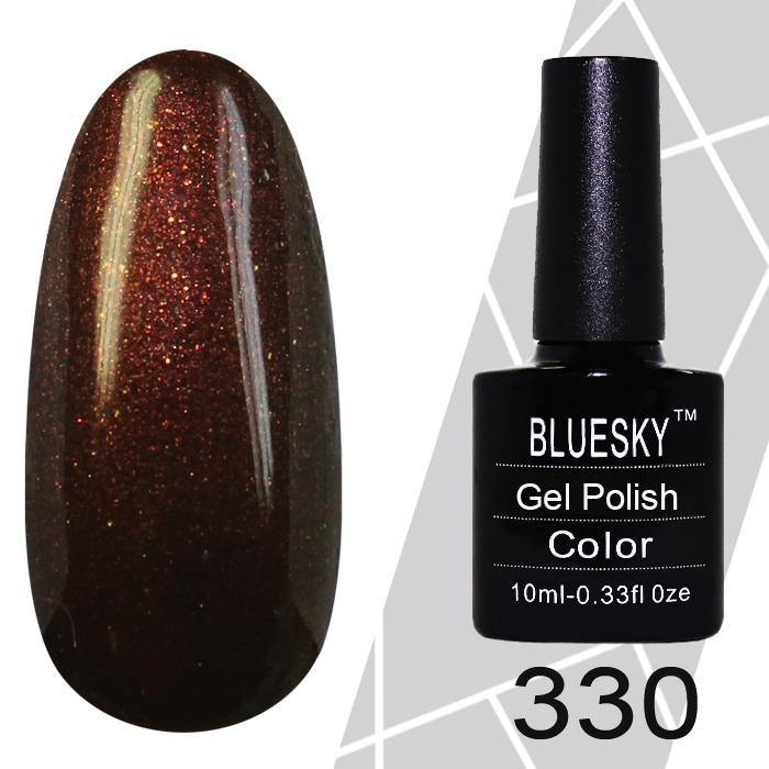картинка Гель-лак BlueSky (Серия М) 330 от магазина Gumla.ru