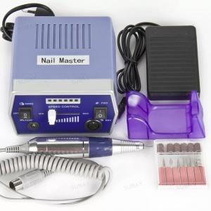 картинка Аппарат для маникюра Nail Power DR-288 (Синий) магазин Gumla.ru являющийся официальным дистрибьютором в России