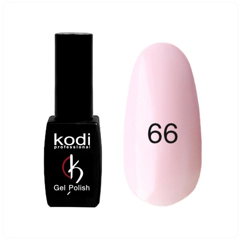 картинка Гель- лак Kodi - №066-пастельно розовый 8ml от магазина Gumla.ru