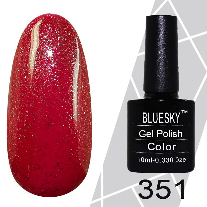 картинка Гель-лак BlueSky (Серия М) 351 от магазина Gumla.ru
