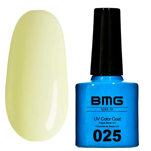 картинка Гель-лак BMG – Бледно-желтый от магазина Gumla.ru