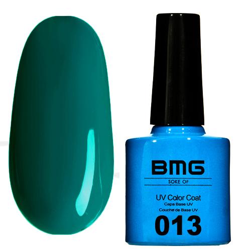 картинка Гель-лак BMG – Насыщенный опаловый зеленый от магазина Gumla.ru