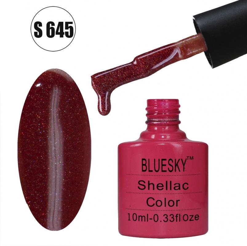 картинка Гель-лак BlueSky (серия S) 645 от магазина Gumla.ru