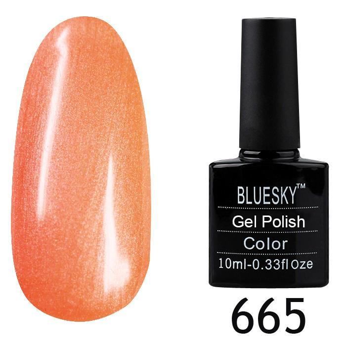 картинка Гель-лак BlueSky (Серия М) 665 от магазина Gumla.ru