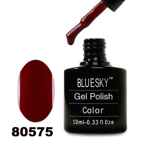 картинка Гель лак  Bluesky 80575-Бордово-вишневый от магазина Gumla.ru