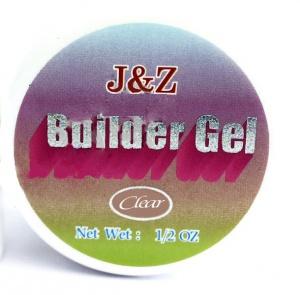 картинка Гель для ногтей J&Z (прозрачный) J&Z-С магазин Gumla.ru являющийся официальным дистрибьютором в России