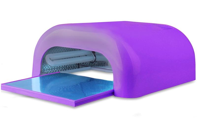 картинка Лампа УФ - Фиолетовая (36 Вт таймер в 2-х положен.) от магазина Gumla.ru