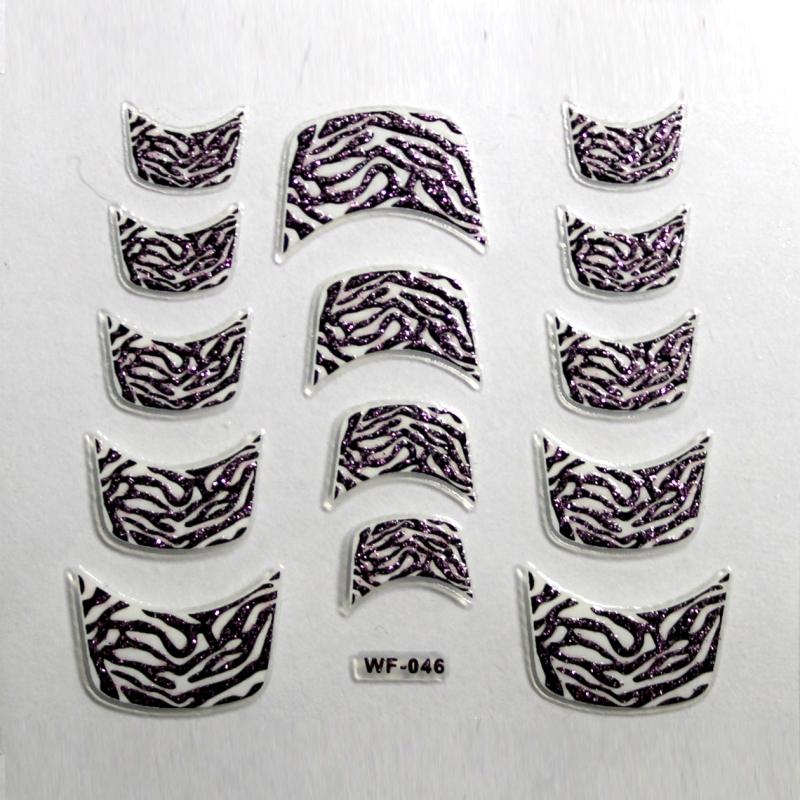 картинка Наклейки на ногти 46 от магазина Gumla.ru