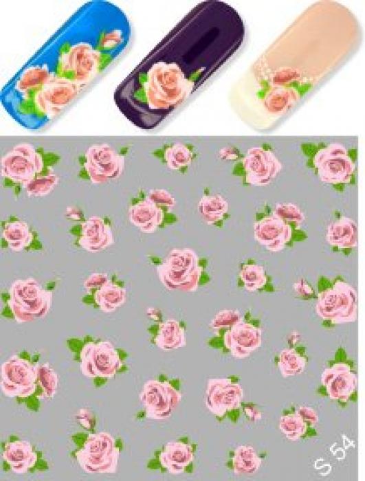 картинка Слайдер дизайн для ногтей 054 от магазина Gumla.ru