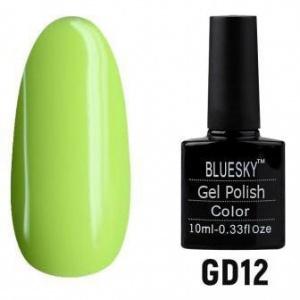 картинка Гель-лак BlueSky GD-12 магазин Gumla.ru являющийся официальным дистрибьютором в России