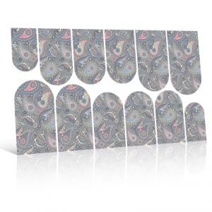 картинка Слайдер дизайн для ногтей 102 магазин Gumla.ru являющийся официальным дистрибьютором в России