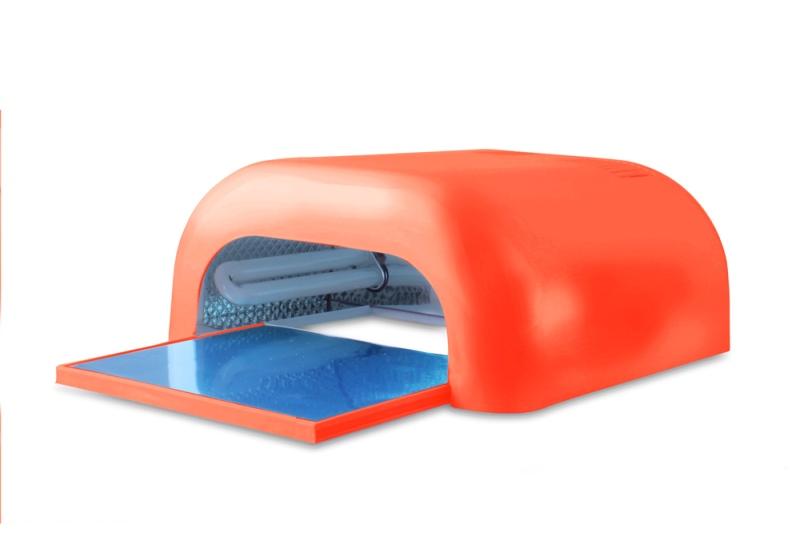 картинка Лампа УФ - Оранжевая (36 Вт таймер в 2-х положен.) от магазина Gumla.ru