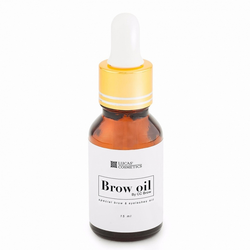 картинка Масло для бровей и ресниц Brow oil,15 мл от магазина Gumla.ru
