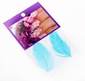 картинка Перья для дизайна ногтей 10 магазин Gumla.ru являющийся официальным дистрибьютором в России