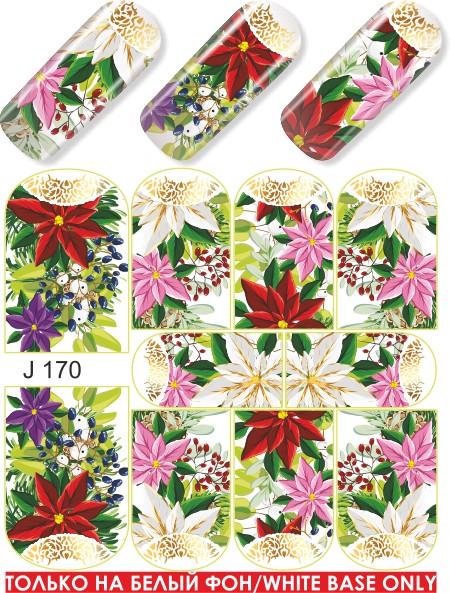 картинка Слайдер дизайн для ногтей 170 от магазина Gumla.ru