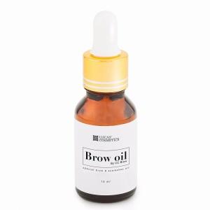 картинка Масло для бровей и ресниц Brow oil,15 мл магазин Gumla.ru являющийся официальным дистрибьютором в России