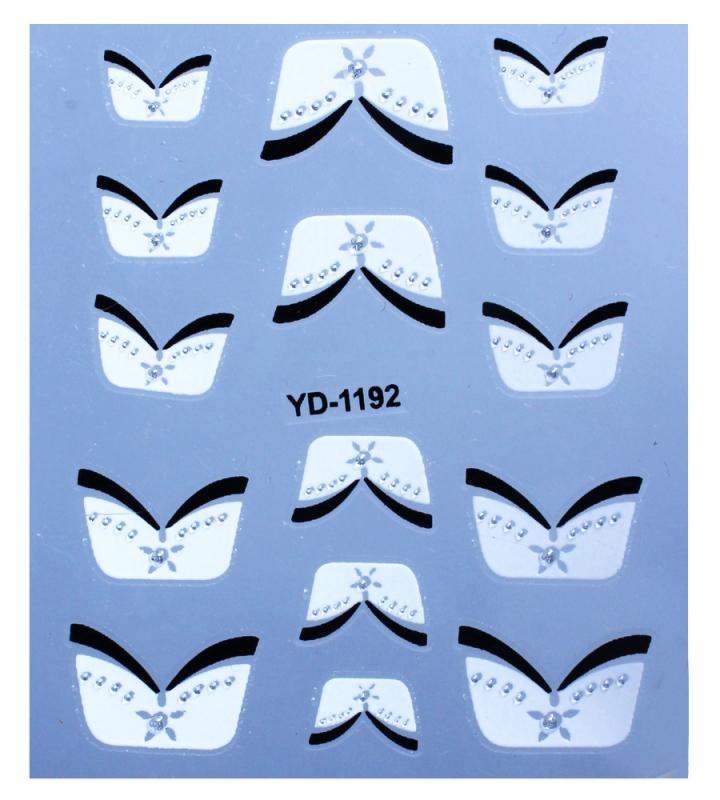 картинка Наклейки на ногти 1192 от магазина Gumla.ru