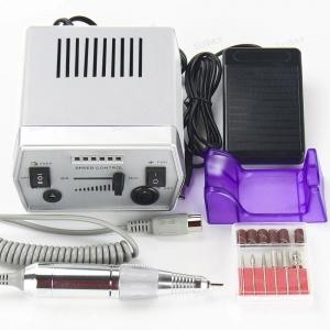 картинка Аппарат для маникюра Nail Power DR-288 (Белый) магазин Gumla.ru являющийся официальным дистрибьютором в России