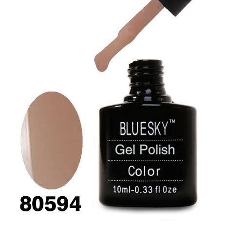 картинка Гель лак  Bluesky 80594-Грязно-серорозовый,Эмаль от магазина Gumla.ru