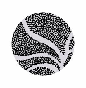 """картинка Стразы """"Хрустальная крошка"""" (1440 шт) 07 - Черные магазин Gumla.ru являющийся официальным дистрибьютором в России"""
