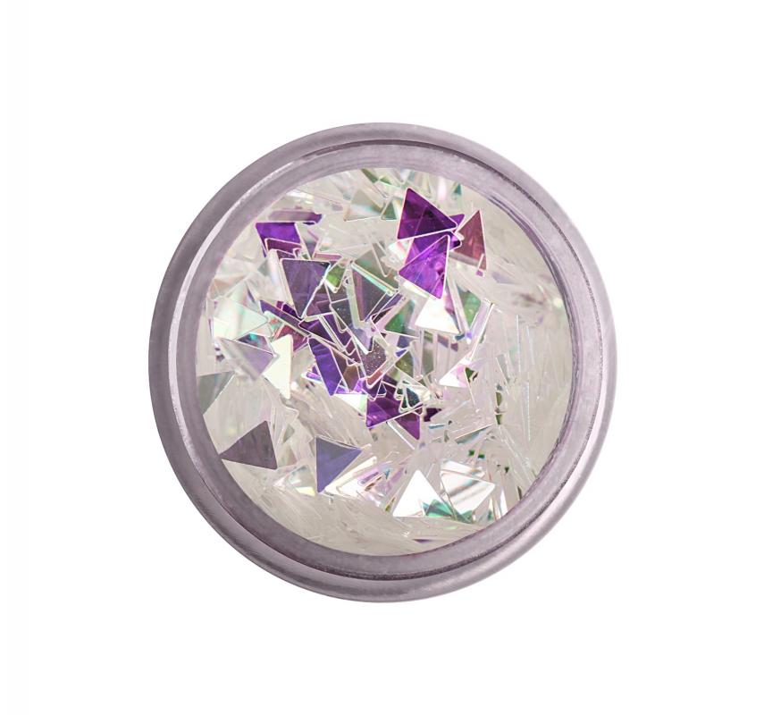 картинка Камифубуки для дизайна ногтей №23 - треугольники от магазина Gumla.ru