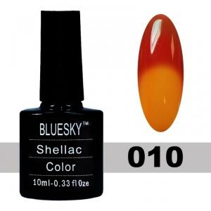 картинка Термо гель-лак BlueSky 10ml 010 магазин Gumla.ru являющийся официальным дистрибьютором в России