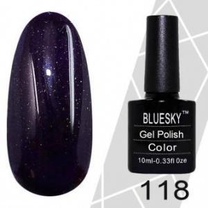 картинка Гель-лак BlueSky (Серия М) 118 магазин Gumla.ru являющийся официальным дистрибьютором в России