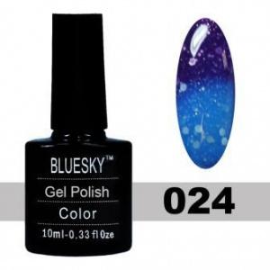 картинка Термо гель-лак BlueSky 10ml 024 магазин Gumla.ru являющийся официальным дистрибьютором в России