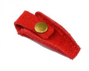 картинка STALEKS-Чехол для профессиональных кусачек на кнопке малый (кожа) магазин Gumla.ru являющийся официальным дистрибьютором в России