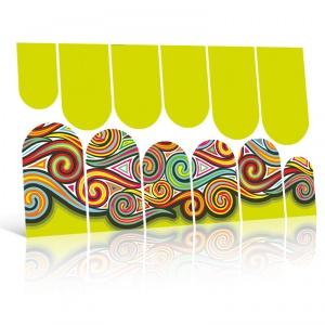 картинка Слайдер дизайн для ногтей 19 магазин Gumla.ru являющийся официальным дистрибьютором в России