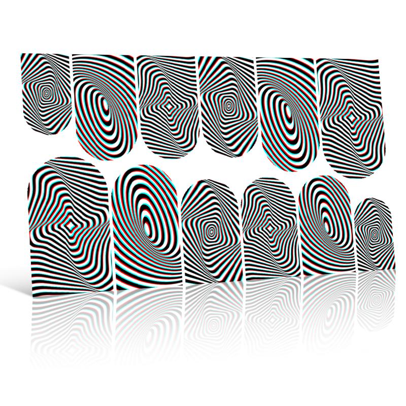 картинка Слайдер дизайн для ногтей 253 от магазина Gumla.ru