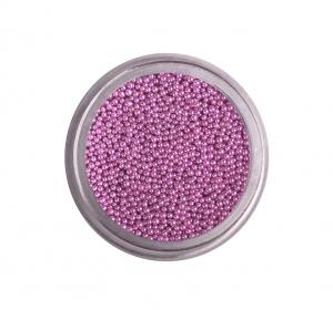 картинка BLISE- Бульонки стеклянные - тёмно-розовые магазин Gumla.ru являющийся официальным дистрибьютором в России