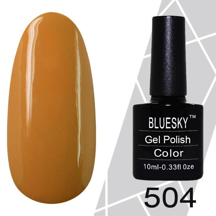 картинка Гель-лак BlueSky (Серия М) 504 от магазина Gumla.ru
