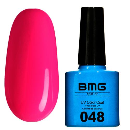 картинка Гель-лак BMG – Ярко-розовый от магазина Gumla.ru
