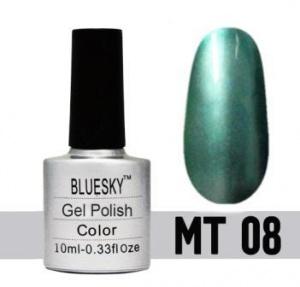 картинка Гель-лак BlueSky Металлик 08 магазин Gumla.ru являющийся официальным дистрибьютором в России