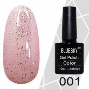 картинка Гель-лак BlueSky (Серия М) 001 магазин Gumla.ru являющийся официальным дистрибьютором в России