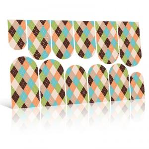 картинка Слайдер дизайн для ногтей 112 магазин Gumla.ru являющийся официальным дистрибьютором в России