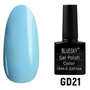 картинка Гель-лак BlueSky GD-21 магазин Gumla.ru являющийся официальным дистрибьютором в России