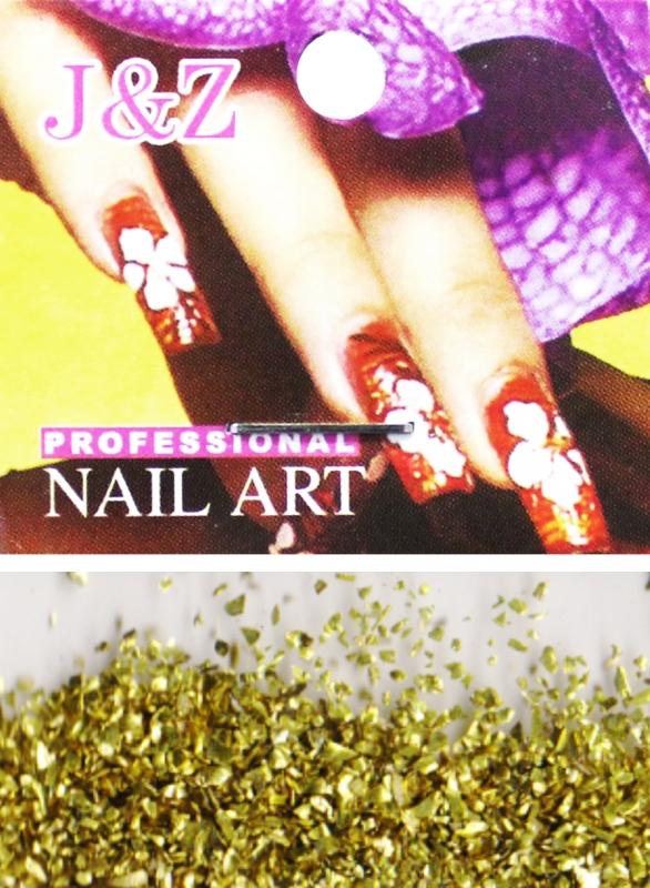 картинка Металокрошка для дизайна 3 от магазина Gumla.ru